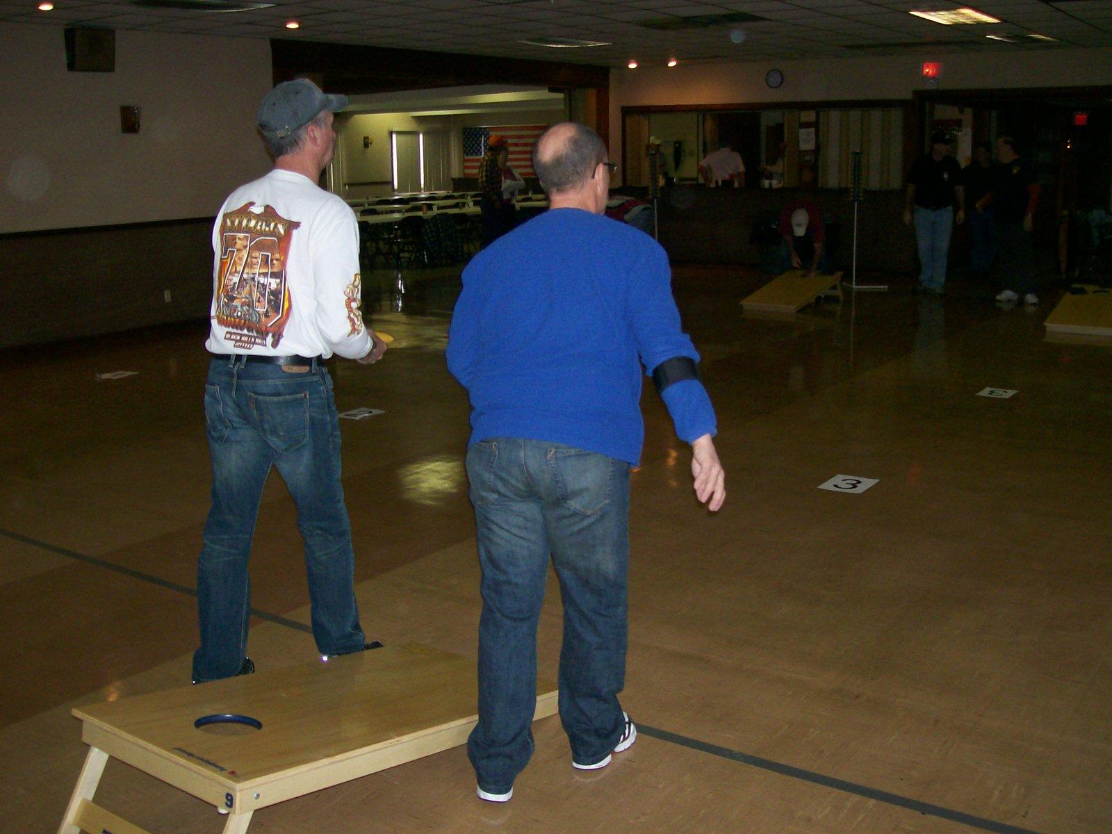 Steve Stewart and Dale Shobe  (Jan. 15, 2011)