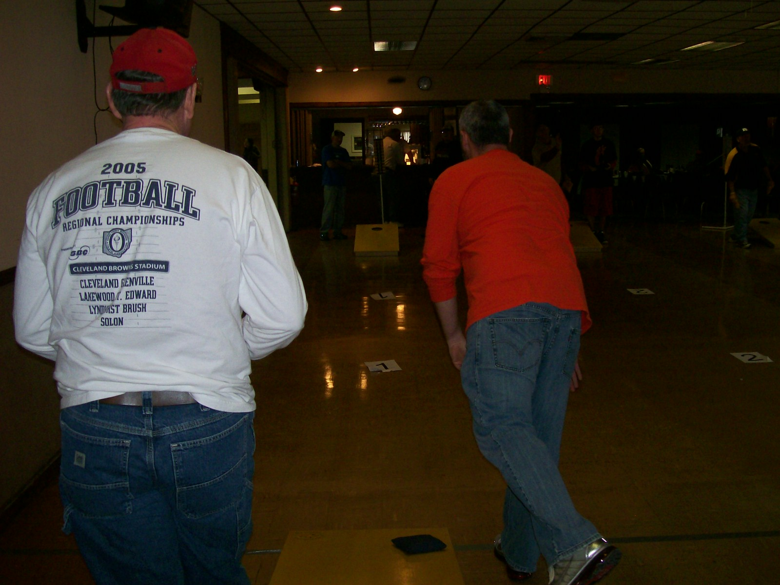Tom Bobo and Ryan Birge (Jan. 15, 2011)